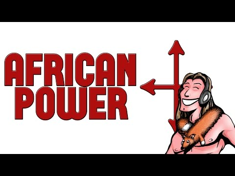 African Power: Barter and Trade - 30