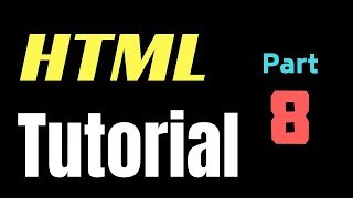 HTML Tutorial for Beginners - 08 Character codes (Ascii Symbols)