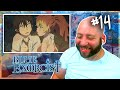 """BLUE EXORCIST Episode 14 REACTION """"A Fun Camping Trip"""""""