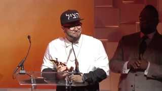 Andy Mineo wins Rap Hip Hop Album of the Year