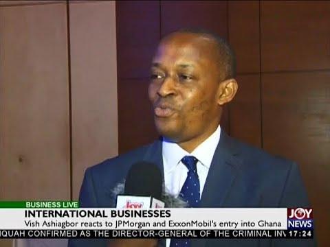 International Businesses - Business Live on JoyNews (23-1-18)
