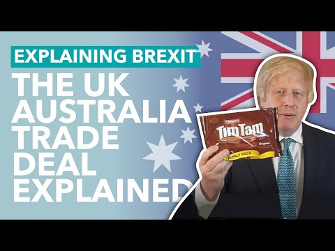 Britain's (Potential) Trade Deal With Australia Explained: Why Johnson Wants TimTams -  TLDR News