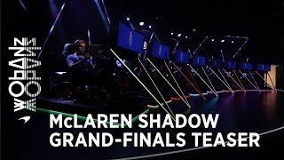McLaren Shadow grand finals teaser