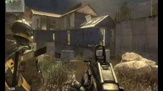 Modern Warfare 2 Team Deathmatch