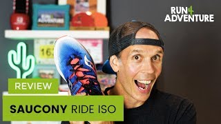 SAUCONY RIDE ISO REVIEW | Run4Adventure