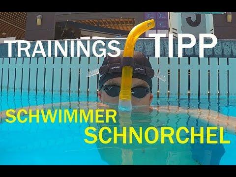 SCHWIMMEN und TECHNIK: Tipp SCHWIMMERSCHNORCHEL