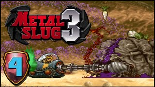 Metal Slug 3 - Mission 4 Alternate Paths