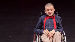 Only Those Who Have no Dreams are Handicapped | Anas Alhakim | TEDxMünster