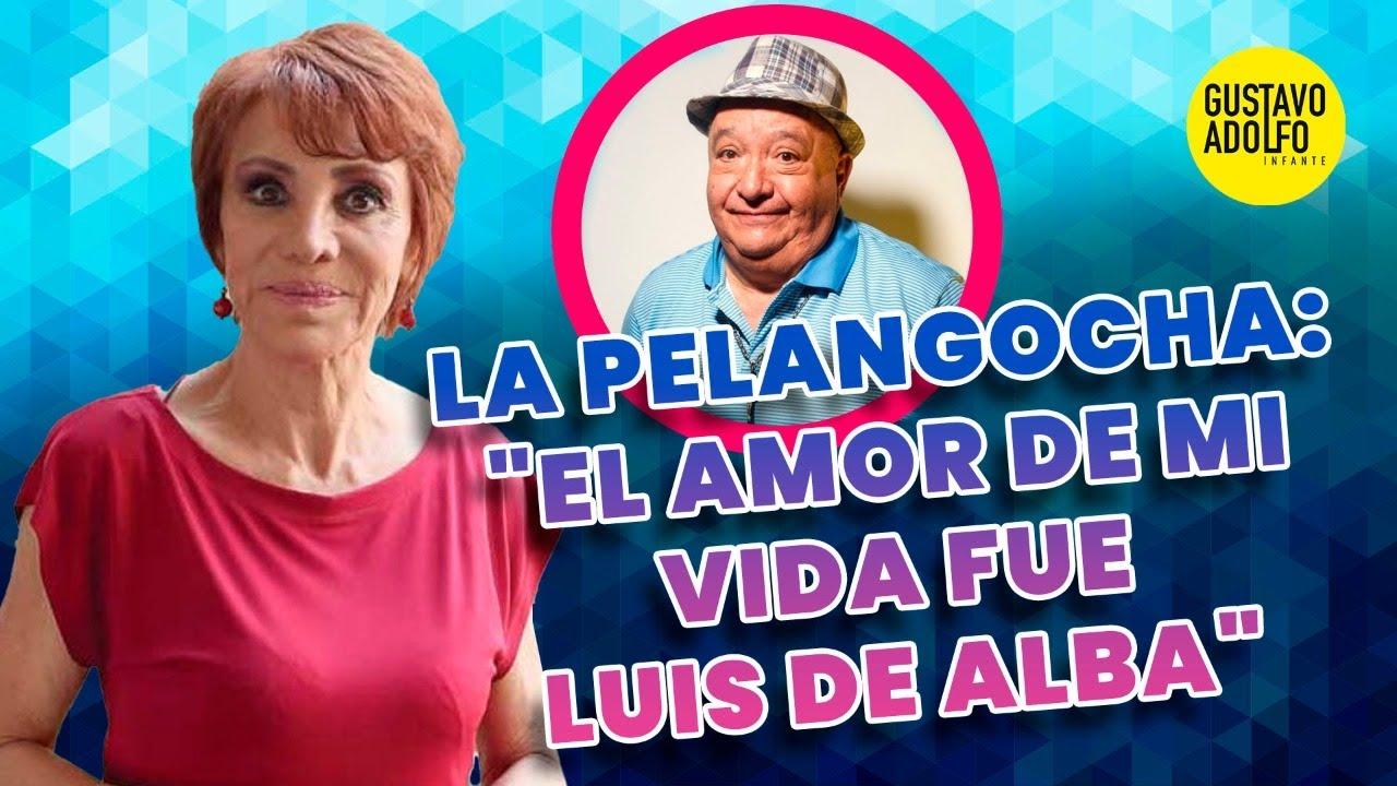 A punto de ser operada a corazón abierto, 'La Pelangocha' revela Luis de Alba es su gran amor...