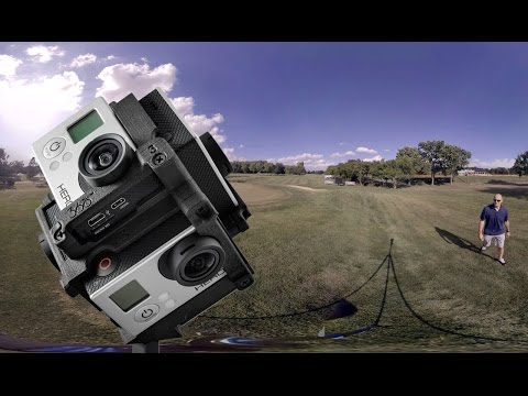 Golf Course 360 Video Test