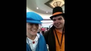 Anime Weekend Atlanta 2014: Friday