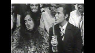 American Bandstand 1969 -Spotlight- Dream A Little Dream Of Me, Cass Elliot w/The Mamas & The Papas