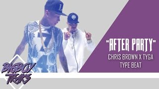 "Chris Brown X Tyga X Nic Nac Type Beat 2016 ""After Party"" 