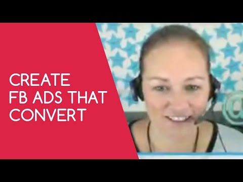 Women in Business : Creating Facebook Ads that Convert