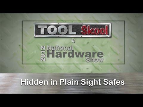 Hidden In Plain Sight Safe - First Look - ToolSkool