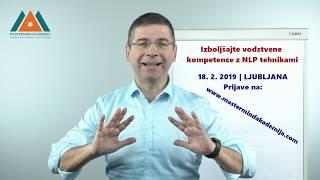 Uporabne NLP tehnike za pomoč pri vodenju Video