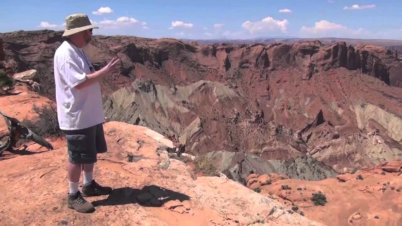 folding and faulting of rocks youtube