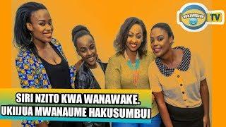 Video Mwanamke Ukijua Siri Hii, Hakuna Mwanaume  Atakae Kusumbua download MP3, 3GP, MP4, WEBM, AVI, FLV April 2018