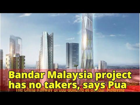 Bandar Malaysia project has no takers, says Pua
