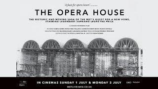THE OPERA HOUSE (2018) New York Met Opera Documentary