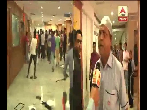 Ransack at CMRI hospital, centering on a patient's death