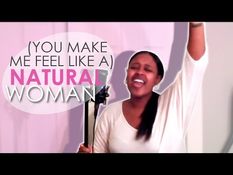 (You Make Me Feel Like A) Natural Woman - Aretha Franklin | Sidonia Daniella Cover