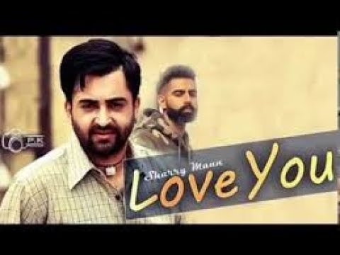 New Punjabi hit song Love you by sharry...