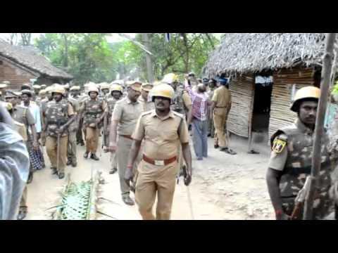 வழுவூர் வன்முறை வெறியாட்டம் - (Complete video of Caste Atrocity in Vazhuvur)