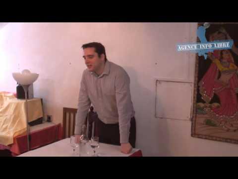 Conférence d'Adrien Abauzit : Contre-culture et avant-garde