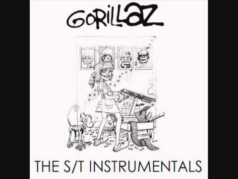 Gorillaz - Starshine (Instrumental)