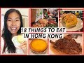 18 Things You MUST Eat in Hong Kong | HK Food Tour