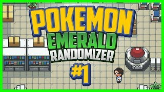 "Pokemon Emerald Randomizer ""umm, I?"" Ep.1"