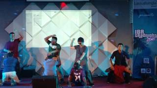 IBA Grad Night 2016 - Akashe te Lokkho Tara (Dance performance by BBA 21st)
