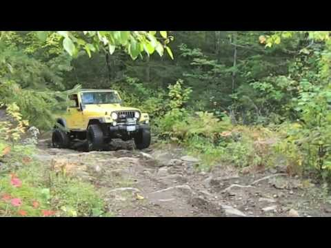 Jeep Off Road Tirp, Ontario