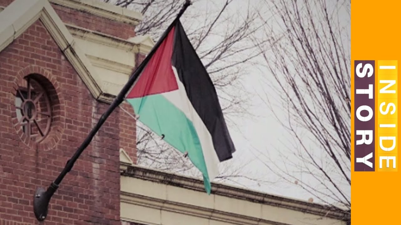 Why is Washington closing the PLO's office?