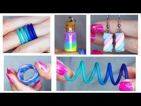 5 DIY JEWELRY IDEAS FOR TEENAGERS / 3 CHEAP AND EASY DIY JEWELRY IDEAS