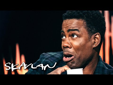 Chris Rock with divorce rant in Scandinavian talkshow | Skavlan