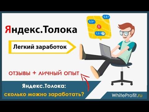Как заработать в Яндекс толока/заработок в интернете школьнику 1000 рублей в день!