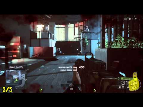 Battlefield 4: Dog Tag / Weapon Locations - Shanghai Mission - HTG