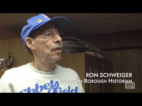 Brooklyn Historian Ron Schweiger Shares the Legend of the Brooklyn Dodgers Baseball Team | Big Ups