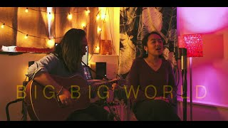 Download Big Big World - Emilia (Cover) by The Macarons Project