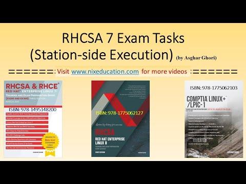RHCSA LAB Station Setup
