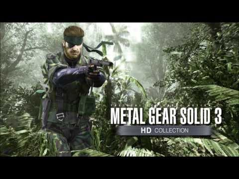 Caution- Metal Gear Solid 3 (EXTENDED)