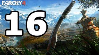 Far Cry 4 Walkthrough Part 16 - No Commentary Playthrough (PS4)