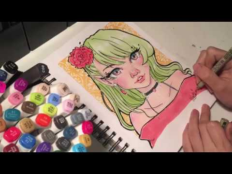 TOUCHNEW Markers Review! - New Copic alternative?