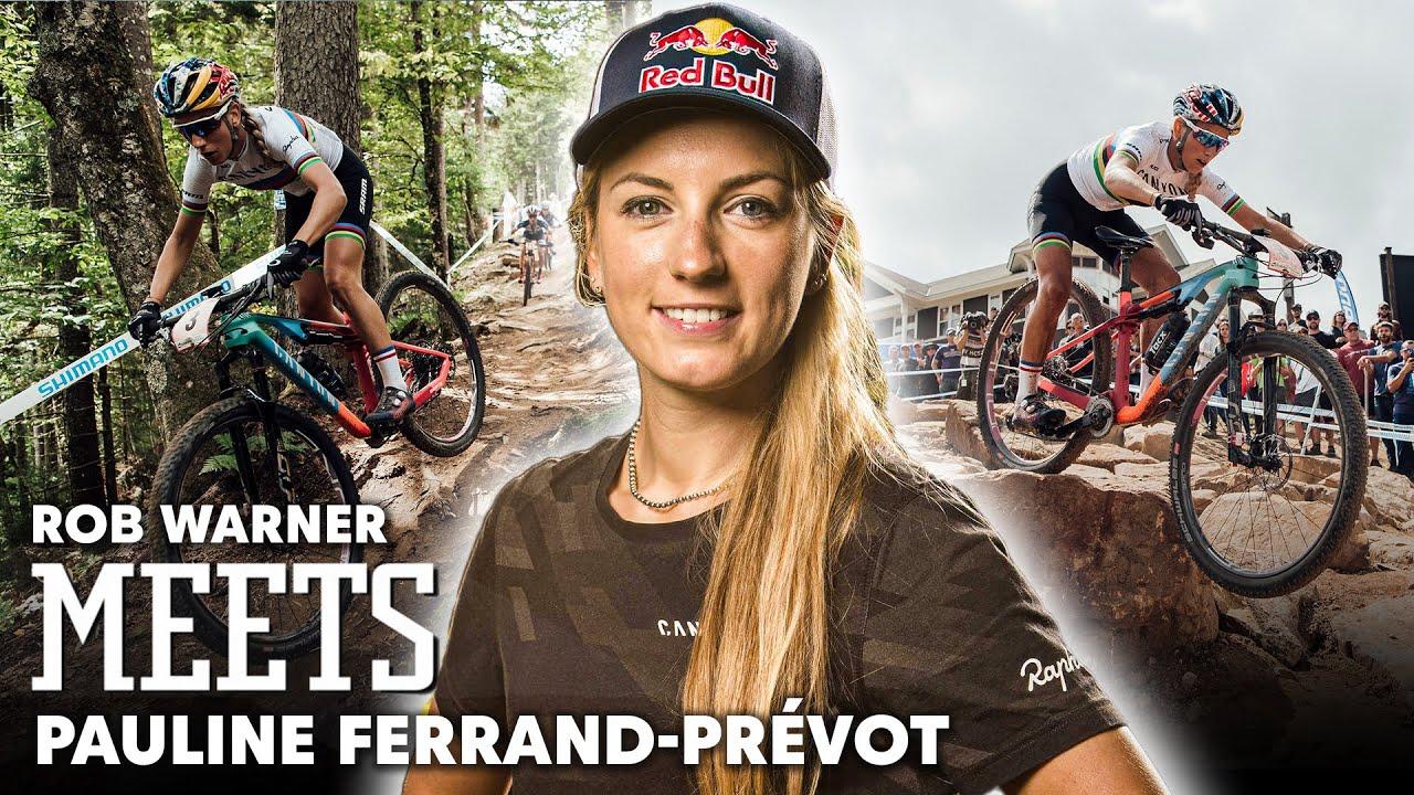 Meet One Of The World's Best All-Round Cyclists: Pauline Ferrand-Prévot
