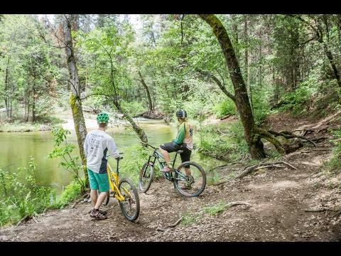 Mountain Biking - Play Like a Local - Bass Lake, CA