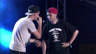 Blon vs Zarro - Octavos - Final Cádiz - Red Bull Batalla de los Gallos 2014