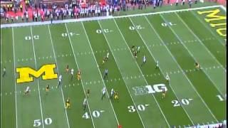 College Football 2015-Oregon State vs Michigan