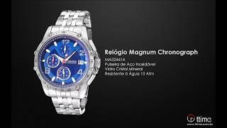 24118e0a35d Relógio Magnum Chronograph MA32461A ...